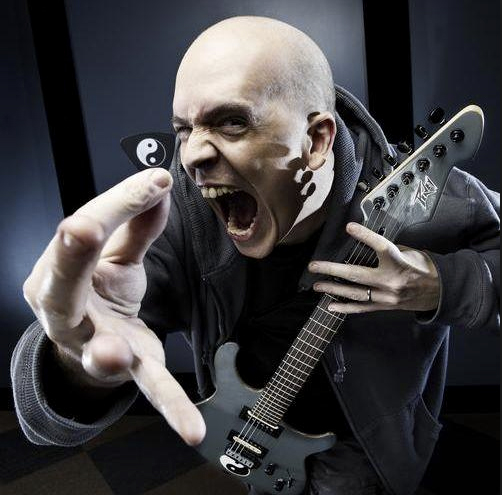 Rodney Holder of Music Business Facts speaks with Devin Townsend