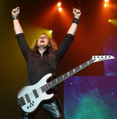 Dave Ellefson discusses his enormous success in the music business