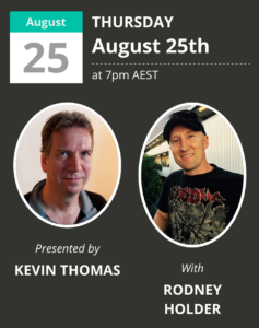 Kevin Thomas Webinar Thur 25th