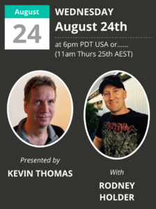 Kevin Thomas Webinar Wed 24th